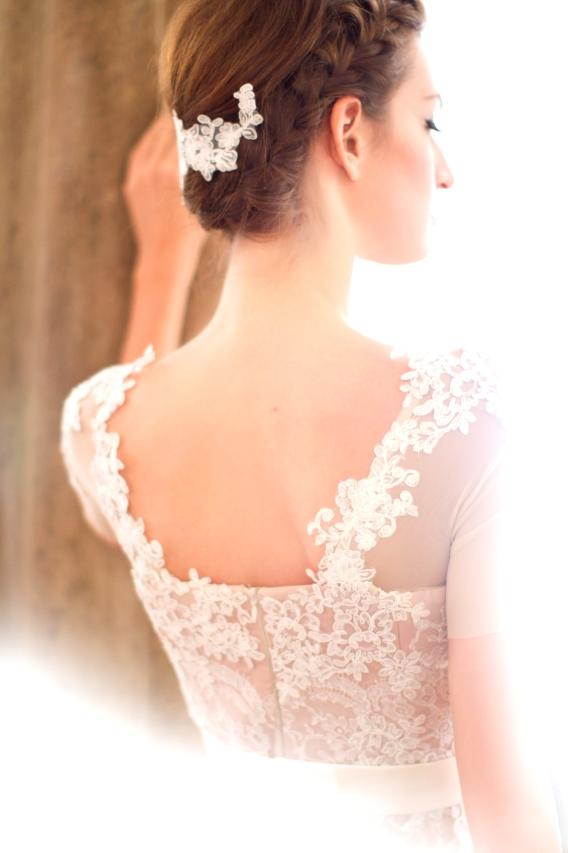 Kloé Wedding 14 GLORIA részlet
