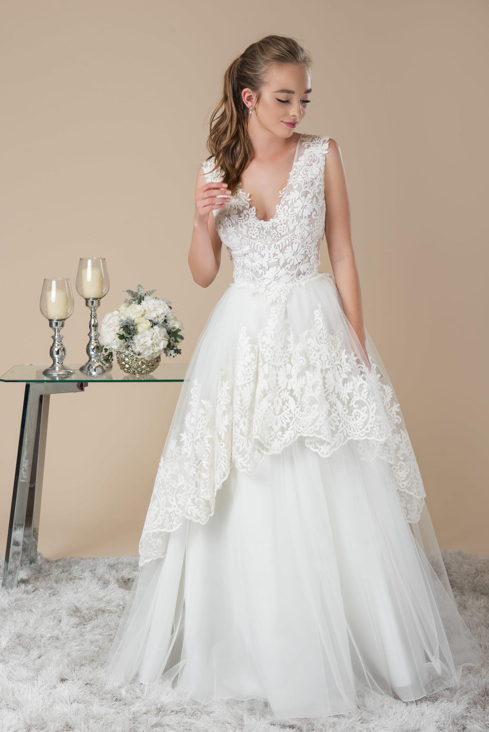 Kloé Wedding DAKOTA 1-min