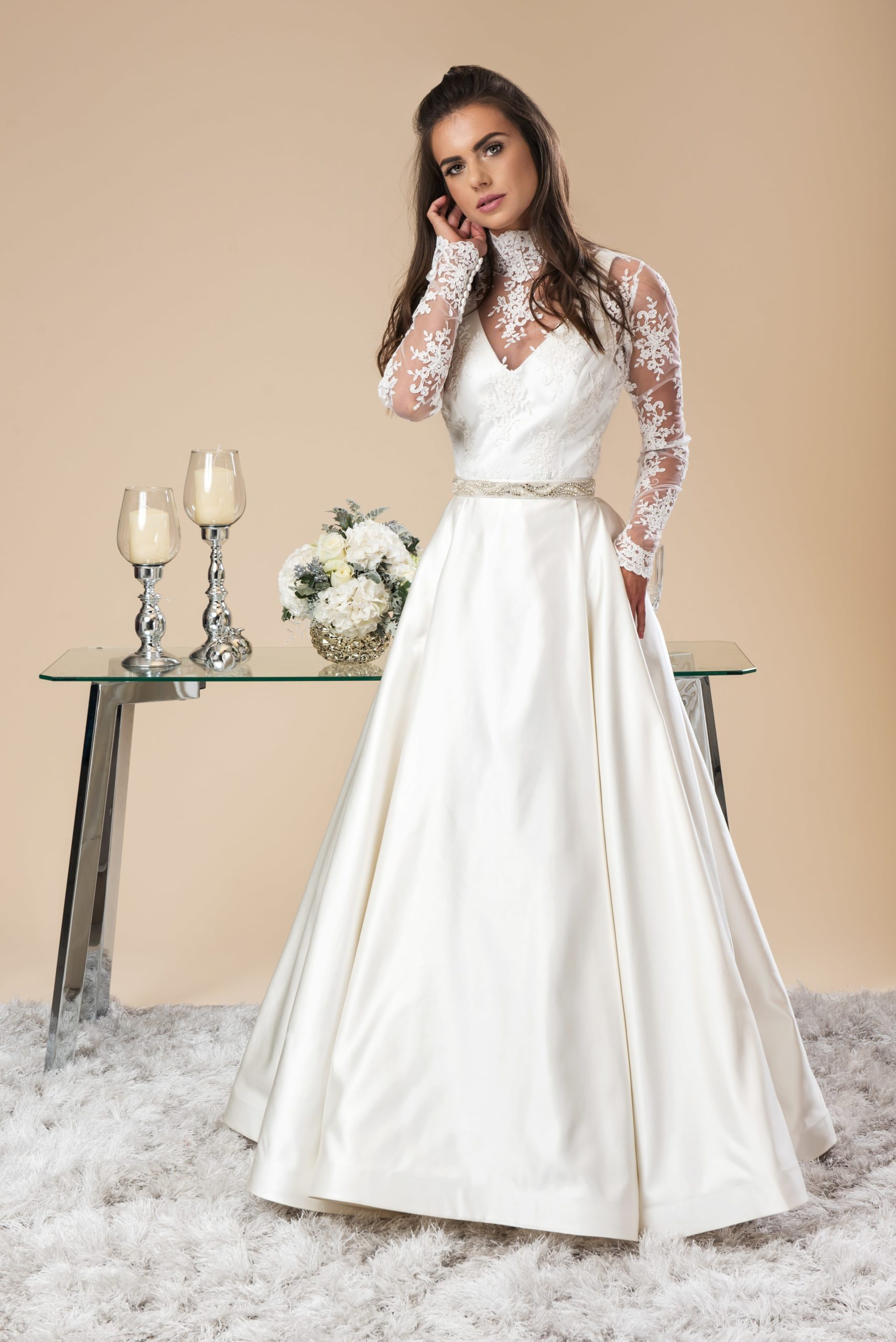 Kloé Wedding NUDE 1-min